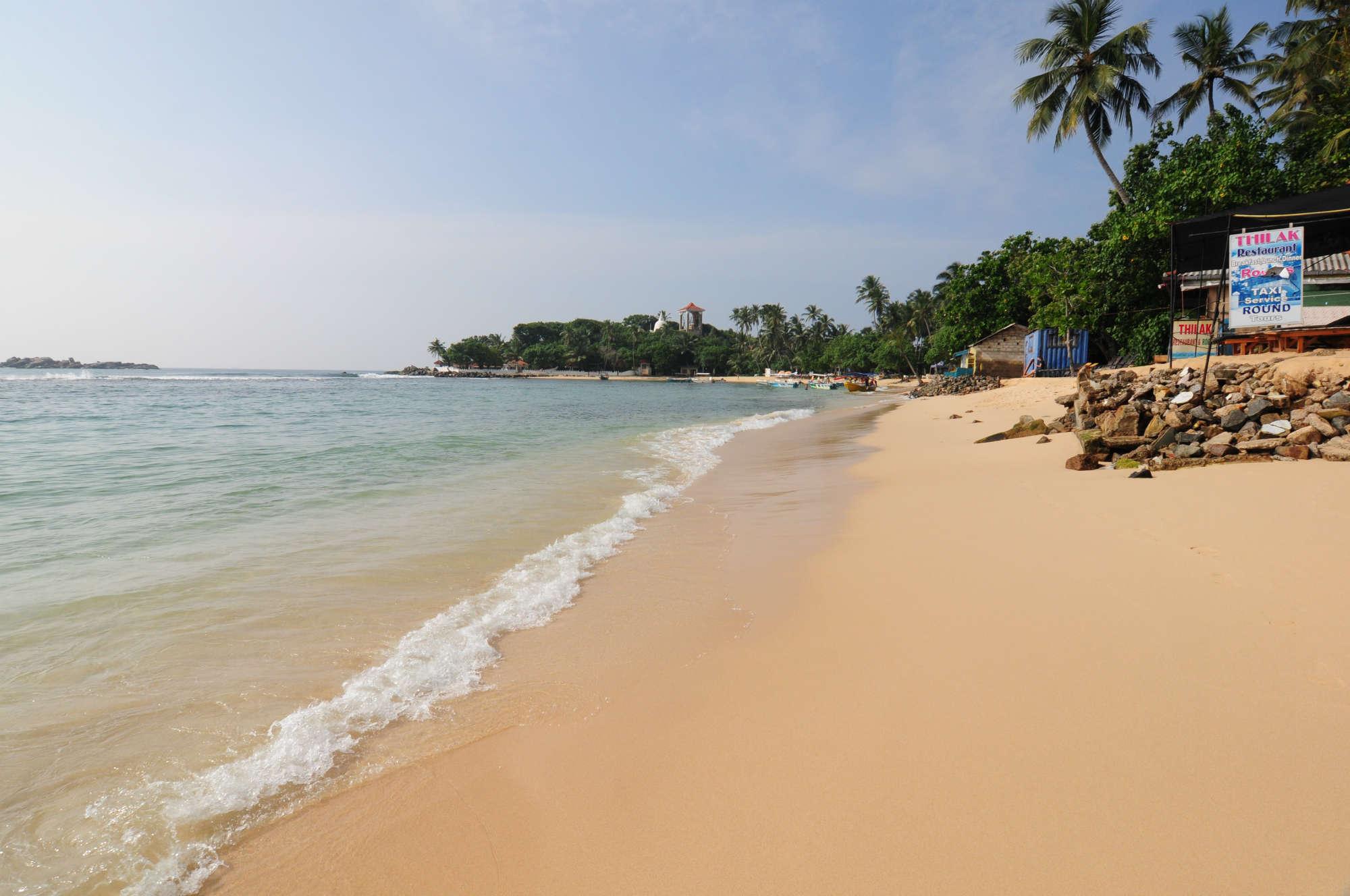 ウナワトゥナビーチ画像