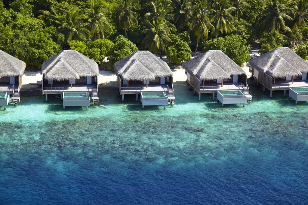 ユネスコ生態系保護地域内のデュシタニ モルディブ[Dusit Thani Maldives]