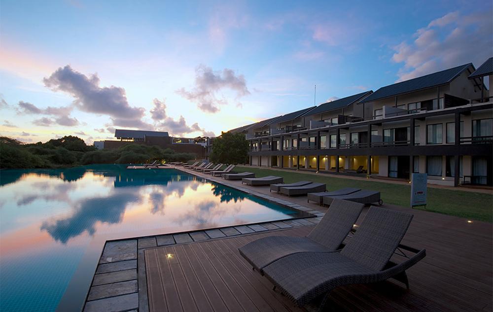 サファリだけでなく滞在自体も楽しめるラグジュアリーホテル「ジェットウィング ヤーラ」