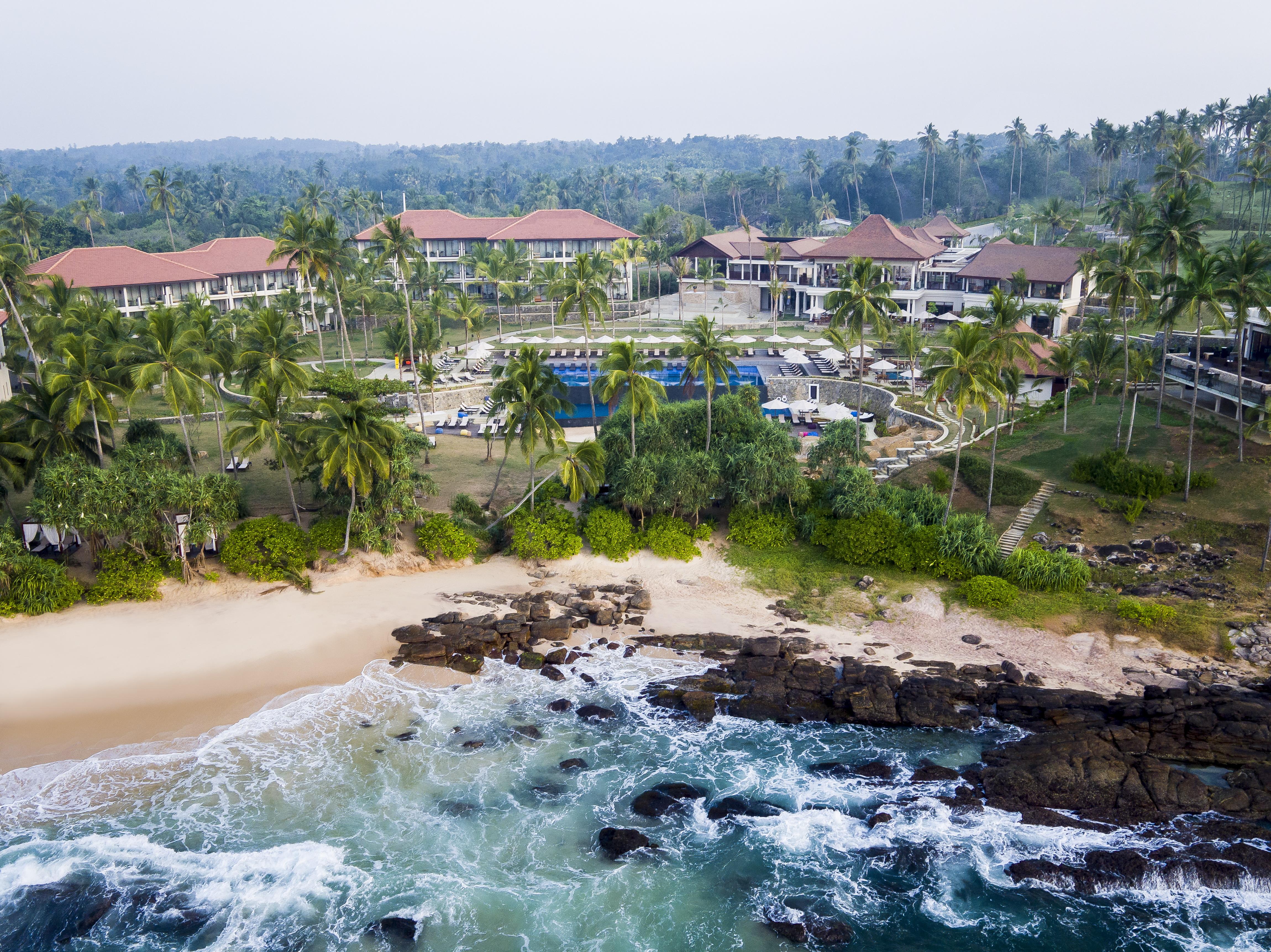 スリランカにオープンしたアナンタラリゾート