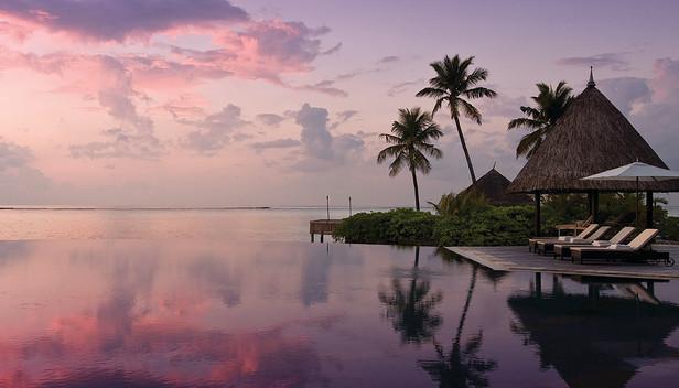 フォーシーズンズリゾート アット クダフラ<Four Seasons Resort Maldives At Kuda Huraa >