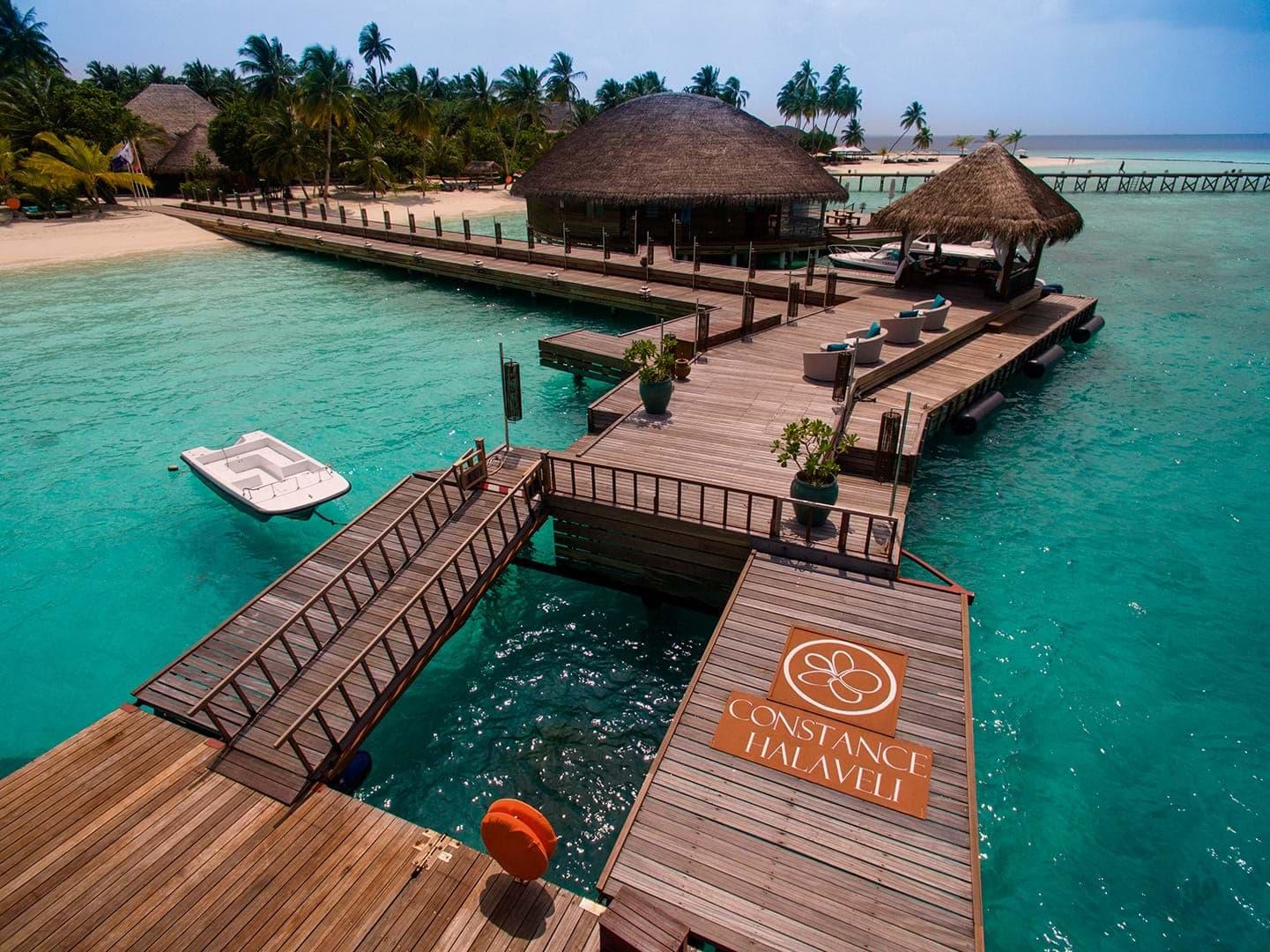 コンスタンス・ムーフシ<CONSTANCE MOOFUSHI MALDIVES>