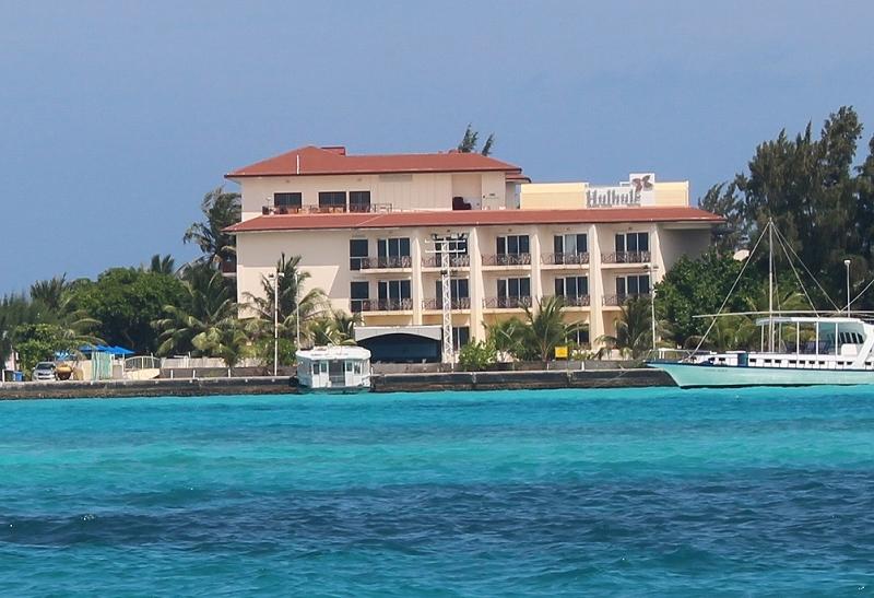 フルレ・アイランド・ホテル<HULHULE ISLAND HOTEL>