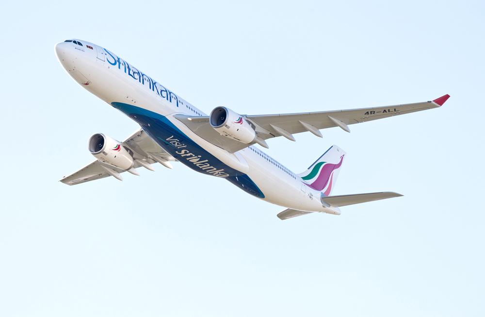 スリランカ航空運航情報(10/13更新)